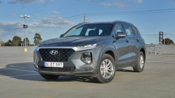 Hyundai Santa Fe Active 2018 new car review