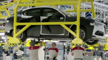 Alfa Romeo Stelvio SUV Production Teased In New Video