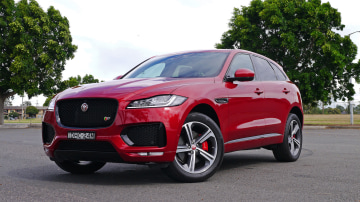 2017 Jaguar F-Pace 35t S Review | The Sharpest Tool In The SUV Shed