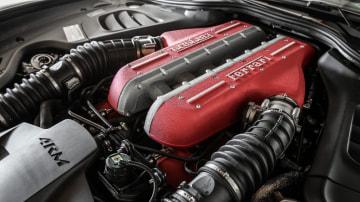 2016 Ferrari GTC4Lusso.