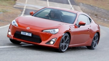 Toyota promises more power for the updated 86.