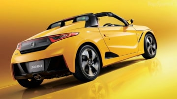 Honda's S660 could be available through the parallel imports program.