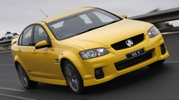 The Holden Commodore is still the best selling large car in the country.