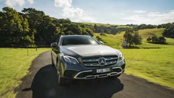 2017 Mercedes-Benz E220d All-Terrain new car review