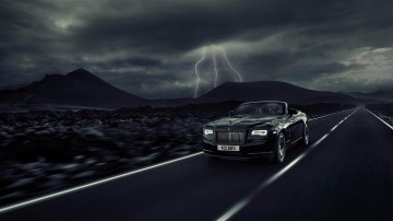 Rolls-Royce Unveils Dawn Black Badge At Goodwood Festival Of Speed