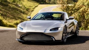 Aston Martin confirms 2019 debut for manual Vantage