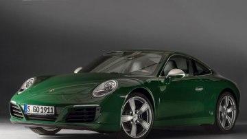 One in a million: Porsche reaches 911 milestone