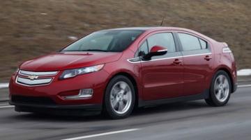 Chevrolet new hybrid, the Volt.