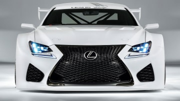RCF GT3 For V8 Supercars? Lexus On Fact-Finding Mission