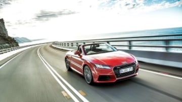 The new Audi TT Roadster is as much fun as ever to drive.