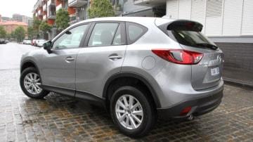 Mazda CX-5 Maxx Sport diesel.