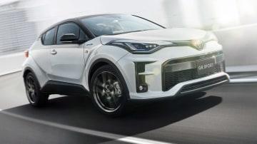 2021 Toyota C-HR GR Sport: Australian debut due late November