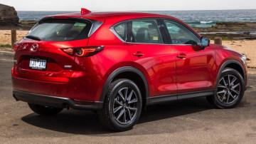 Mazda CX-5 Akera AWD petrol.
