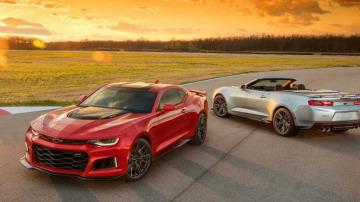 Chevrolet Camaro ZL1 | 0-100km/h In 3.6 Seconds Confirmed