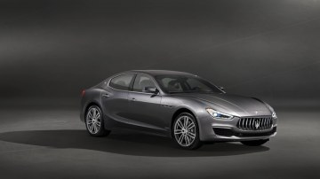 2018 Maserati Ghibli Update Previewed With New Face, New Name, New Driver Assist Tech