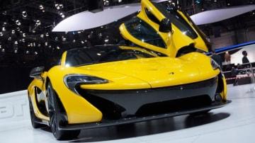 McLaren P1.