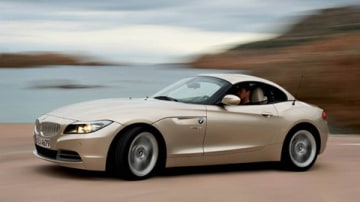 2010 BMW Z4 Unveiled Ahead Of Detroit Motor Show