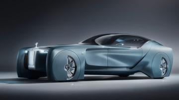 Rolls-Royce 103EX concept car