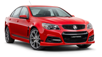 Holden SV6 Lightning: Price And Features For New Fan-named Special