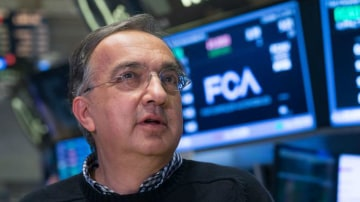 Fiat Chrysler Boss Open To Merger With Google Or Apple