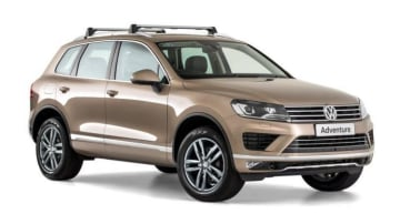Volkswagen Touareg Adventure special edition.