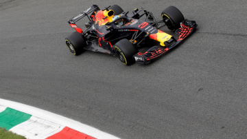 Daniel Ricciardo failed to finish the 2018 Italian GP.