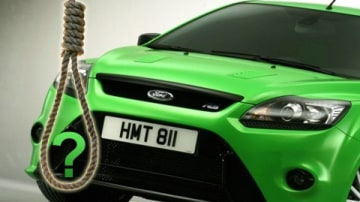 Rumour: New Ford Focus RS To Be The Last