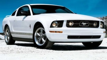 Pony Gets New Look For 2010 Ford Mustang