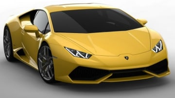 Images of the Lamborghini Huracan have leaked online.