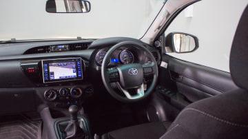 Toyota HiLux Rugged.