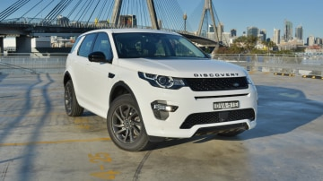 2018 Land Rover Discovery Sport SD4 HSE.