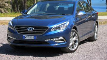 Hyundai Sonata Review 2015: Hyundai Hits New Heights In Midsizer Market