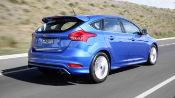 2017 Ford Focus Sport