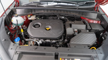 Tucson's ageing 2.0-litre GDi four needs more torque