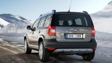 Skoda is entering the compact car segment with its Yeti five-door hatch.