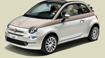 Fiat 500 60th Anniversary model