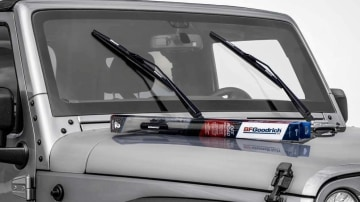 BFGoodrich launches 'off-road' wiper blades, complete with tyre tread
