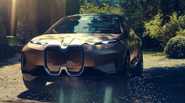 BMW's electric model designs point to company future