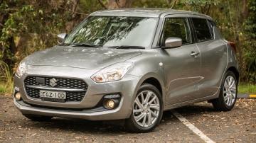 2020 Suzuki Swift Series II GL Navigator Plus review