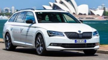 2017 Skoda Superb 206TSI Sportline quick spin review