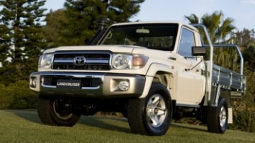 Toyota LandCruiser 70 first drive review