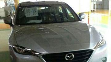 2016 Mazda CX-6 Spy Shots