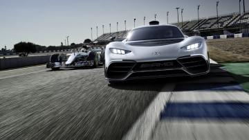 The Mercedes-AMG Project One is unlike any other car on sale.