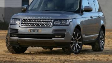 2013 Range Rover Vogue TDV6 Review