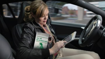 Autonomous Vehicles Could Increase Motion Sickness: Study