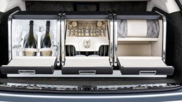 Bentley's opulent accessories