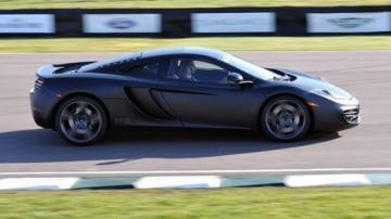 McLaren MP4-12C. Picture: McLaren