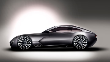 TVR Teaser Released As New British V8 Coupe Readies For 2017 Launch