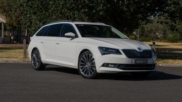 2019 Skoda Superb 162TSI wagon review
