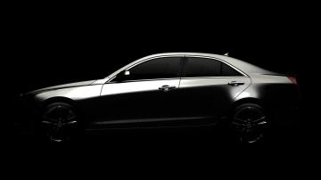 2013 Cadillac ATS Teased, Australian Debut No Closer